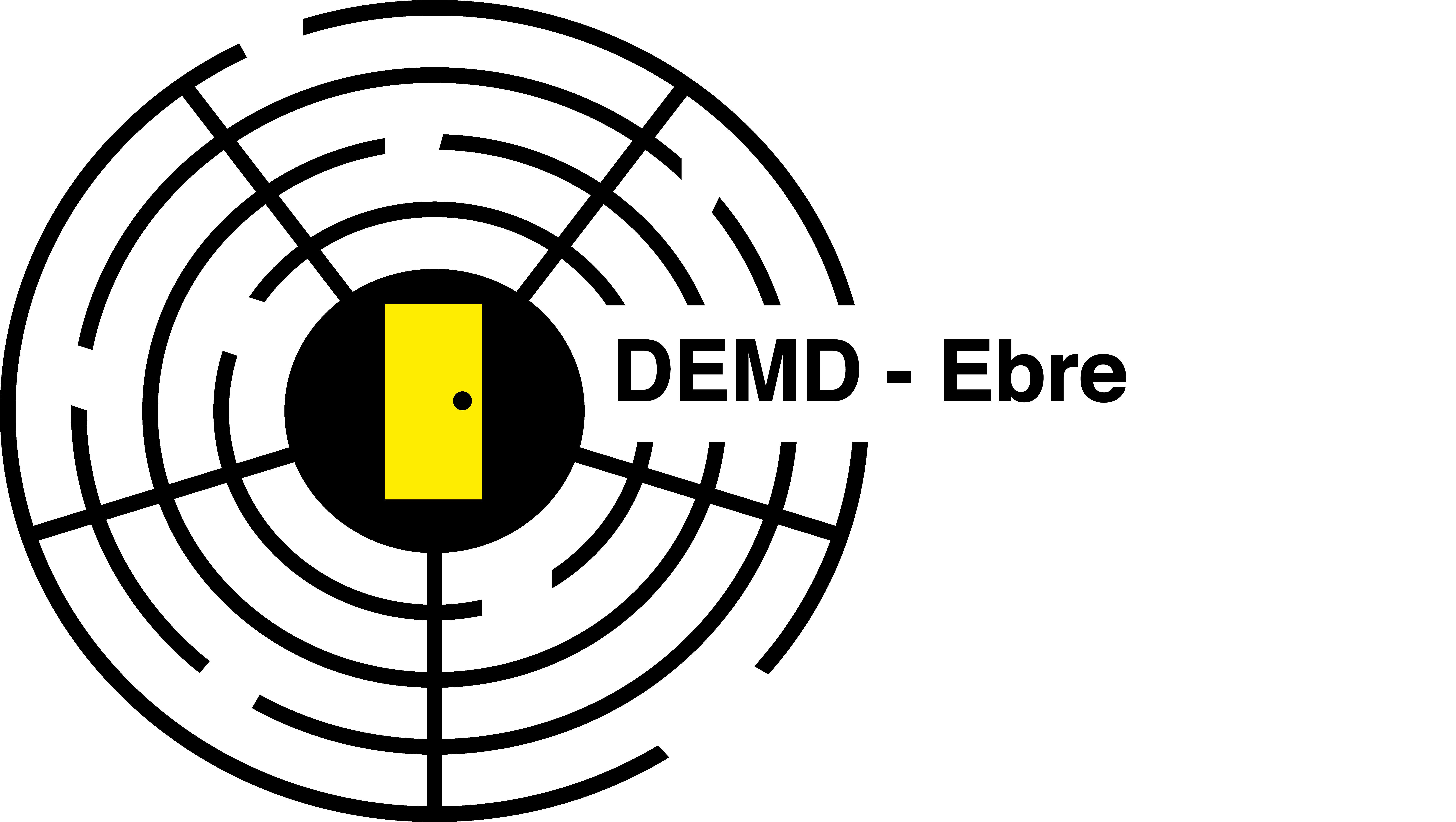 logo de DEMD-Ebre