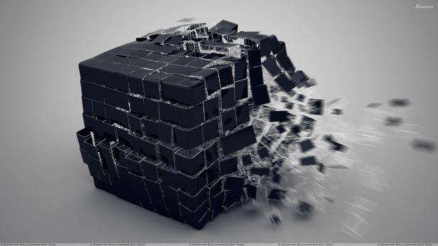 Destroying Black Cubes